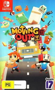 Moving Out (Nintendo Switch) - Pre-Owned