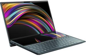 """Asus ZenBook Duo 14"""" Core i7-10510U, 8GB RAM, 512GB SSD, 1080p IPS Touch"""