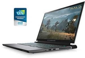 """Alienware m17 R4 17"""", Core i7-10870H, GeForce RTX 3080, 32GB RAM, 1TB SSD + 512GB SSD, 1080p 144Hz 300-nits Display"""
