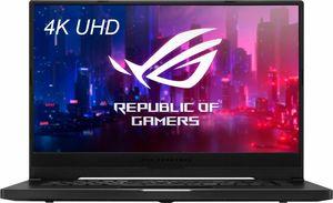 Asus ROG Zephyrus M15 Core i7-10750H, GeForce RTX 2060, 16GB RAM, 1TB SSD, 4K Display