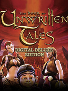 The Book of Unwritten Tales - Deluxe Edition (PC Download)