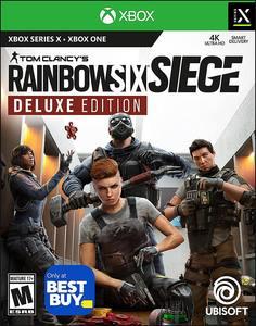 Tom Clancy's Rainbow Six Siege Deluxe Edition (Xbox Series X/Xbox One)