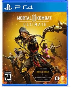 Mortal Kombat 11: Ultimate Edition (PS4/PS5)