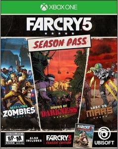 Far Cry 5: Season Pass (Xbox One/Series X Download)