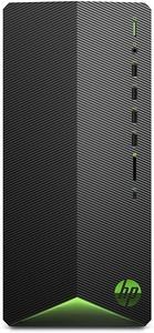 HP Pavilion TG01-2260xt Gaming Desktop, Core i5-11400, GeForce RTX 3060 Ti, 8GB RAM, 256GB SSD
