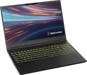 "EVOO Gaming 15"" Laptop, Core i5-10300H, GeForce RTX 1650, 8GB RAM, 256GB SSD"