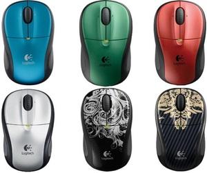 Logitech M305 Wireless Mouse (Refurbished)