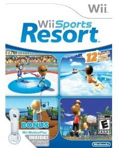 Wii Sports Resort with Wii MotionPlus Bundle