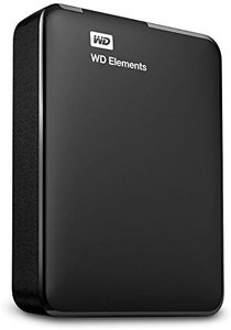 Western Digital Elements 2TB External Hard Drive WDBU6Y0020BBK