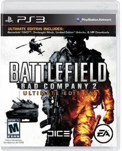 Battlefield Bad Co 2 Ultimate Edition (PS3)