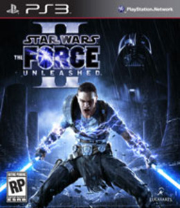 Star Wars: The Force Unleashed II (PS3)