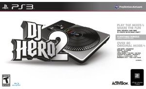 DJ Hero 2 Turntable Bundle (PS3)